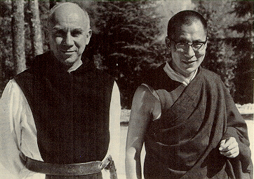 thomas merton dalai lama