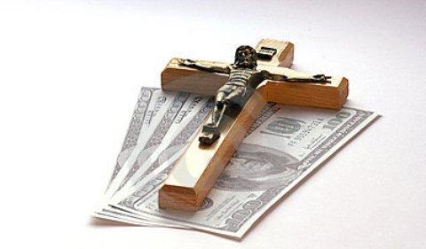 dinero-y-religión