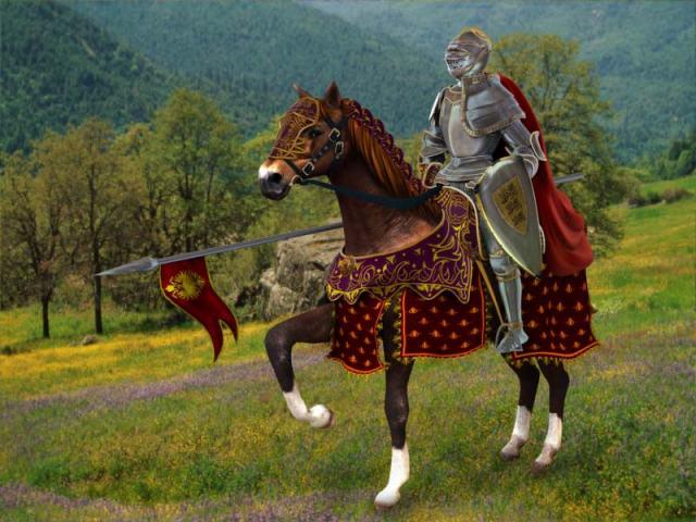 caballero-y-armadura