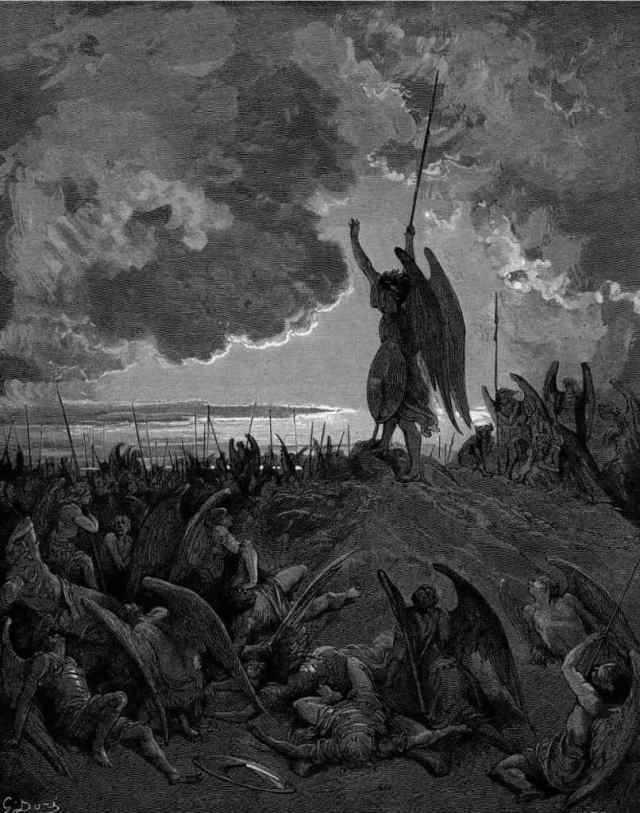 Gustavo Doré_Lucifer Rallies the Fallen