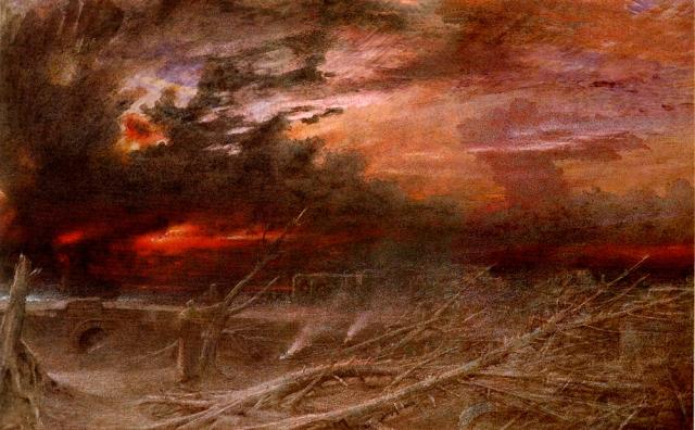 Albert_Goodwin - Apocalipsis - 1903