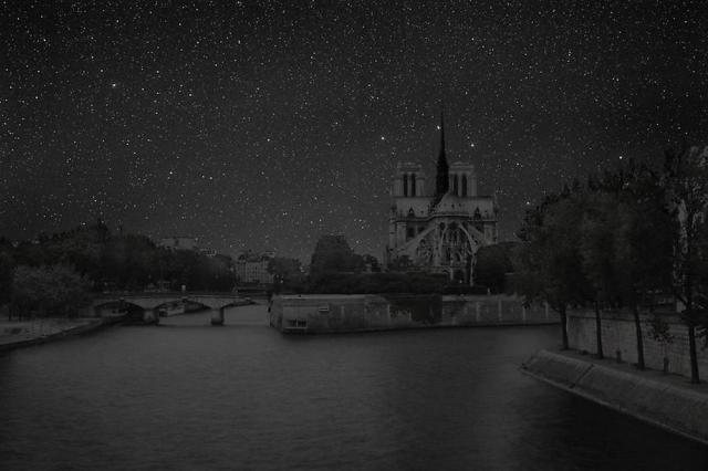 paris - oscuras