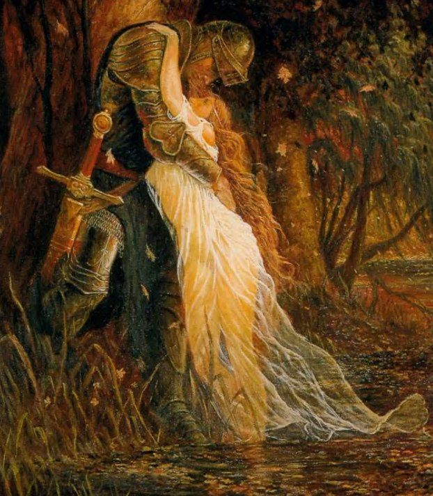 Marc Fishman - Knight and Beloved