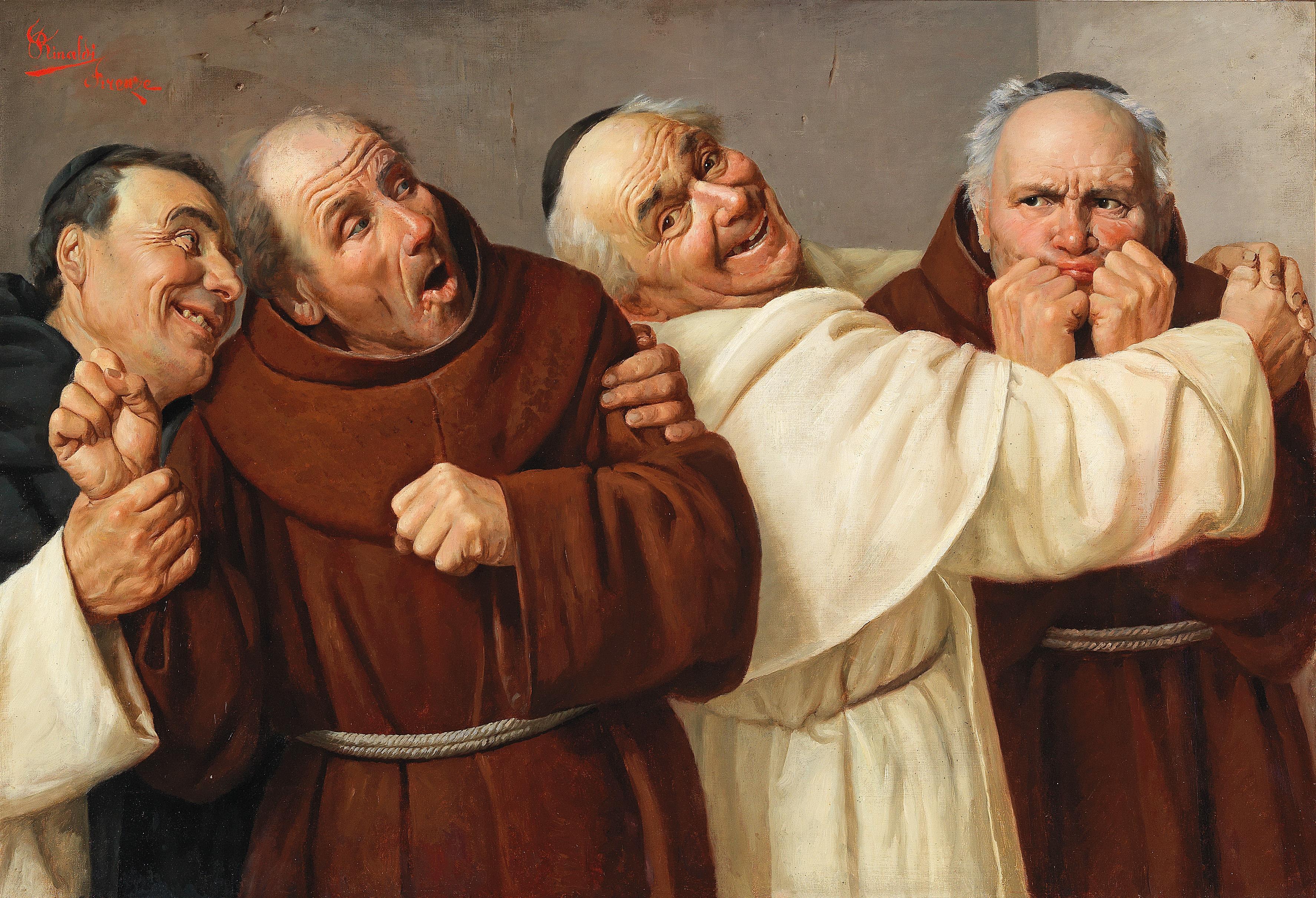 El hábito no hace al monje. – La Verdad nos hace libres y da sentido a la  vida